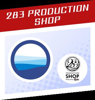 283 PRODUCTION SHOP スタンプ:ノクチル